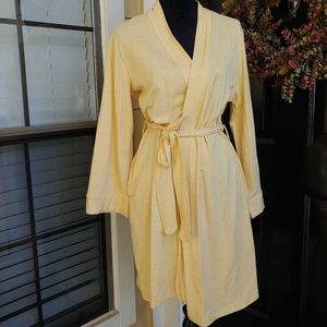 Charter Club Intimates Yellow Robe